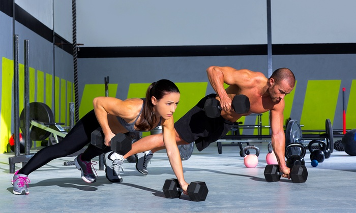 TSY CrossFit - West Palm Beach: One or Two Months of Unlimited CrossFit Classes at TSY CrossFit (Up to 62% Off)