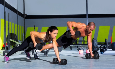 $79 for Five-Week Unlimited Bootcamp and Team Training Membership at Jowers Training Systems ($335 Value)