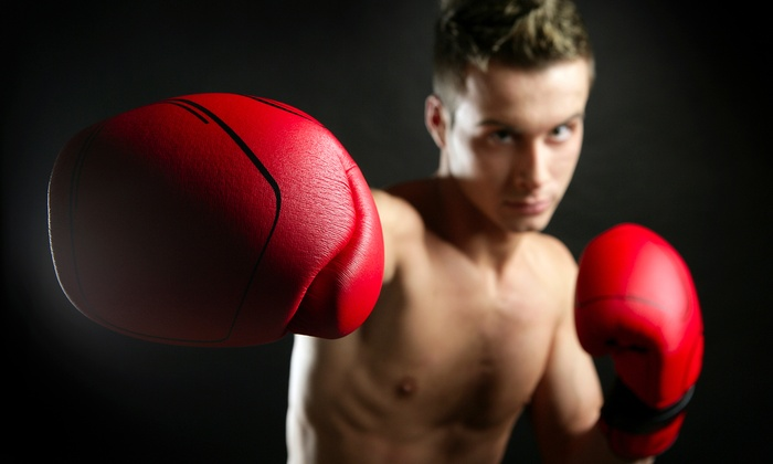 GoForItKickboxing.com - Multiple Locations: 5 or 10 Kickboxing Classes from GoForItKickboxing.com (Up to 80% Off)