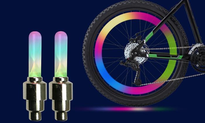 LED Bike Wheel Lights (2-Pack)