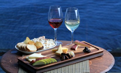 image for Flights and Cheese Board or Reserve <strong>Tasting</strong> for Two at A Taste of Monterey-<strong>Wine</strong> Market & Bistro (Up to 34% Off)