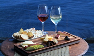 A Taste of Monterey-Wine Market & Bistro: Flights and Cheese Plate or Reserve Tasting for Two at A Taste of Monterey-Wine Market & Bistro (Up to 45% Off)