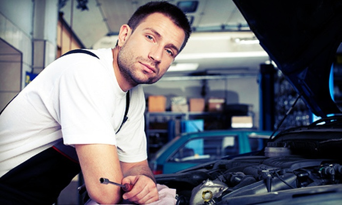 Caroline Tire Company - Multiple Locations: $49 for a Summer Auto-Maintenance Package with AC and Safety Inspections at Caroline Tire Company (Up to 73% Off)