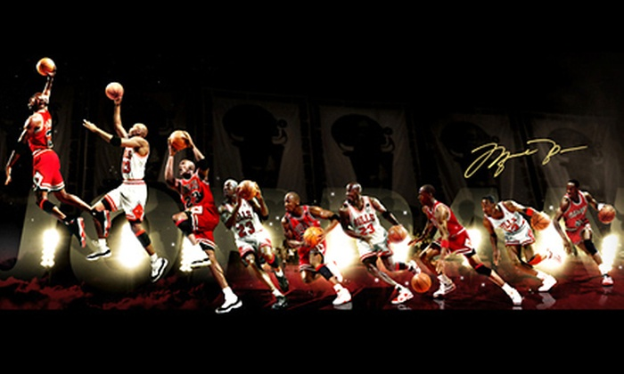 Autographed Michael Jordan  Memorabilia from FHS Entertainment (Up to 66% Off). Six Options Available.