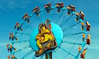 Entry to Pleasure Island Family Theme Park and Farm (Up to 39% Off)