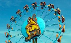 Pleasure Island Family Theme Park: Entry to Pleasure Island Family Theme Park and Farm (Up to 39% Off)