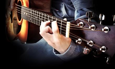 4x oder 8x 45 Minuten Gesangs- oder Instrumentalunterricht an der Modern Music School Duisburg ab 34,90 €