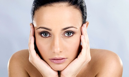 Ultrasonic Eye Treatment, Diamond-Tip Microdermabrasion, or Both at Orya Beauty Boutique (Up to 72% Off)