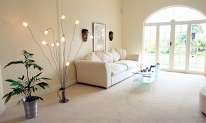 MBM Cleaning: Steam Carpet Cleaning for Three or Five Rooms, Up to 200 Square Feet Each from MBM Cleaning (Up to 35% Off)