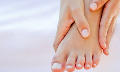 image for $90 for Laser Toenail-Fungus Treatment for One Nail at Affordable Foot and Leg ($200 Value)