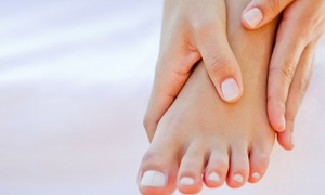Ludlow's Nspa: Shellac Manicure or Pedicure or Both at Ludlow Nspa
