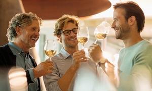 Ardas Grand Cru: Weinprobe mit Antipasti-Teller für 1 oder 2 Personen im Arda's Grand Cru (bis zu 70% sparen*)