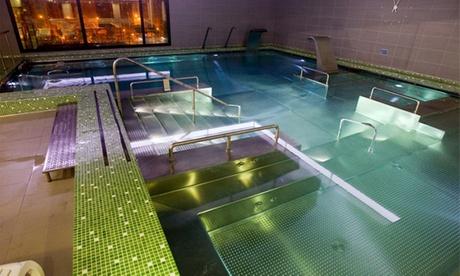 Atalanta Sport Club: circuito spa ilimitado para dos o cuatro personas desde 19,90 € junto a la avenida de Juan XXIII