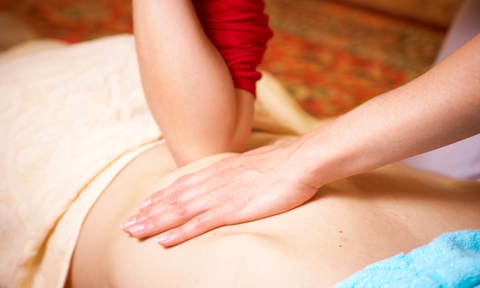 Studio E Massage - Shrewsbury: One or Two 60-Minute Massages with Hot-Towel and Peppermint Foot Treatments at Studio E Massage (Half Off)