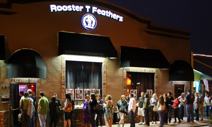 Rooster T. Feathers Comedy Club - Rooster T. Feathers Comedy Club: Comedy Show for Two or Four at Rooster T. Feathers Comedy Club (Up to 78% Off)