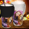 Up to 76% Off Printerpix Personalized Latte or Magic Latte Mug