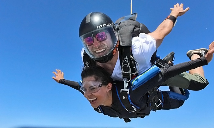 Skydive Paraclete XP - Raeford: $189 for One Tandem Skydive with $20 Value Towards Video and Photos ($230 Value)