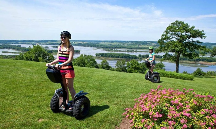 Chestnut Mountain Resort - Leisure Offers - Chestnut Mountain Resort: $50 for a Segway Tour for Two at Chestnut Mountain Resort ($100 Value)