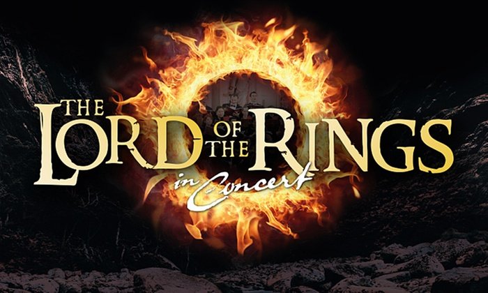 Citaten Uit Lord Of The Rings : Lord of the rings in concert