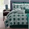 Milford Hexagon Reversible Comforter Set - 12- or 16-Piece
