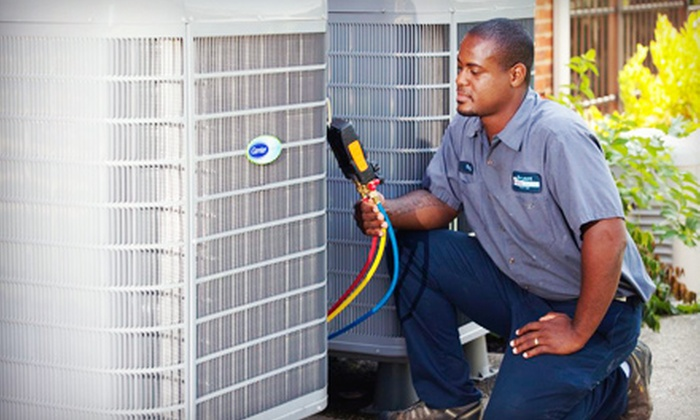 Bryant Heating & Cooling: $64.95 for an HVAC System-Maintenance Visit from Bryant Heating & Cooling ($129.90 Value)
