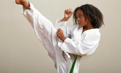 Up to 59% Off at Lincoln Karate Clinic