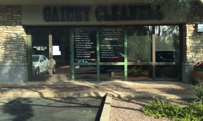 Gainey Cleaners - Multiple Locations: Dry Cleaning and Laundry Services at Gainey Village Cleaners (56% Off)