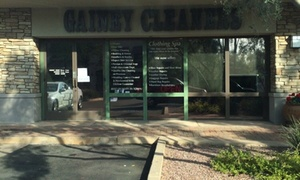 Gainey Cleaners: Dry Cleaning and Laundry Services at Gainey Village Cleaners (56% Off)