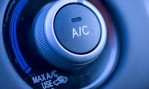 Unique Autocentre Limited: Car Air Conditioning Service With Re-Gas at Unique Autocentre Limited (54% Off)