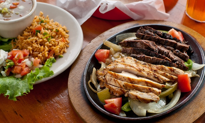 El Chico Cafe - Multiple Locations: $12 for $20 Worth of Tex-Mex Food at El Chico Cafe
