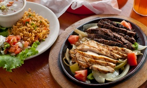 El Chico Cafe: $12 for $20 Worth of Tex-Mex Food at El Chico Cafe