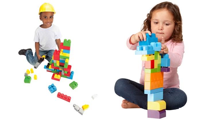 Kids@Work Block Set (100pc.) | Groupon Goods