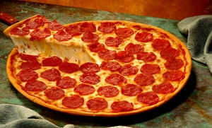 Dojo Pizza: $15 for $30 Worth of Pizza — State of Louisiana Management & Finance Office