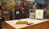 Studio Seven Arts - Pleasanton: Custom Framing at Studio Seven Arts in Pleasanton (Up to 67% Off). Two Options Available.