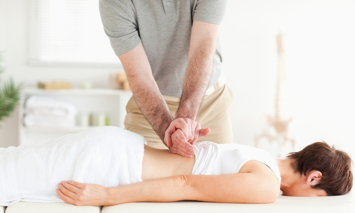 Smith Family Chiropractic - Campbell: Chiropractic Exam and Adjustments with Optional Massage at Smith Family Chiropractic (Up to 86% Off)