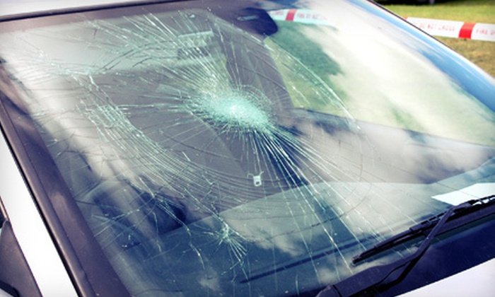 Auto Glass Denver Pros - Denver: One, Two, or Three Windshield-Chip Repairs, or $35 for $100 Toward Windshield Replacement at Auto Glass Denver Pros