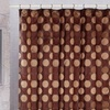 $13.99 for Beatrice Jacquard Shower Curtain with Hooks