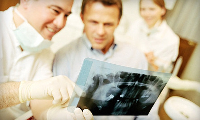 Linworth Family Dental - Don Scott: $49 for a Dental Exam, X-rays, and Cleaning at Linworth Family Dental ($163 Value)