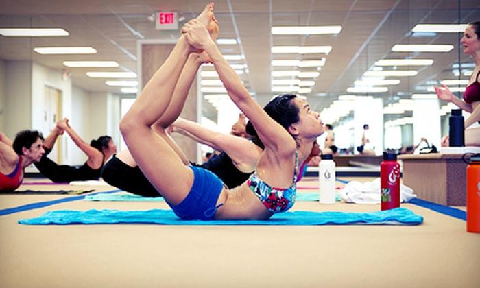 Bikram Hot Yoga - Virginia Beach: 5 or 10 90-Minute Hot-Yoga Classes at Bikram Hot Yoga (Up to 65% Off)
