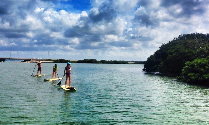Kostal Paddle - Kostal Paddle: Standup Paddleboard Rental for One or Two People from Kostal Paddle (Up to 40% Off). Four Options Available.