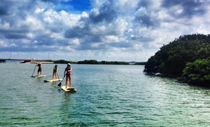 Kostal Paddle: Standup Paddleboard Rental for One or Two People from Kostal Paddle (Up to 40% Off). Four Options Available.