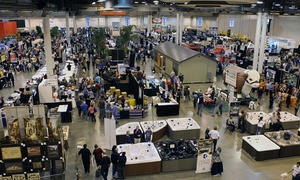Texas Home & Garden: 30th Annual Texas Home & Garden Show for Two or Four on February 12–14 (50% Off)