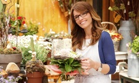 Online Floristry Diploma with Business Startup Training from Online City Training (88% Off)