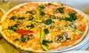 Ristorante Pizzeria La Mimosa - Ristorante Pizzeria La Mimosa: Menu pizza a scelta tra 40 gusti con dolce e birra per 2 o 4 persone - Ristorante Pizzeria La Mimosa (sconto fino a 56%)