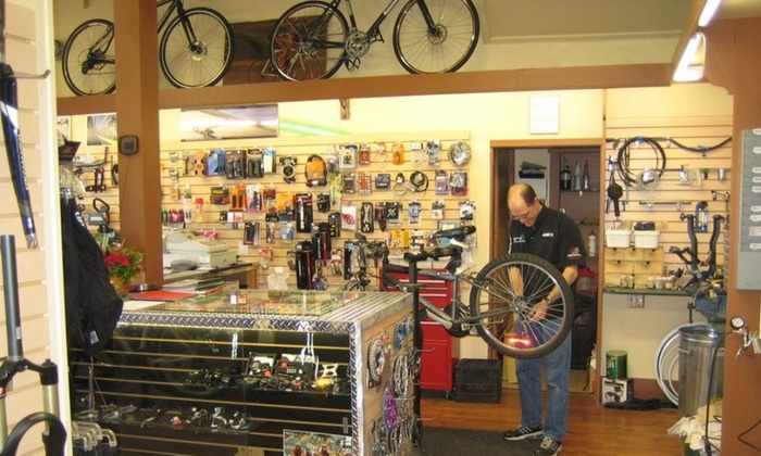 Cycles West - Victoria: C$40 for C$80 Worth of Bicycle Tune up at Cycles West