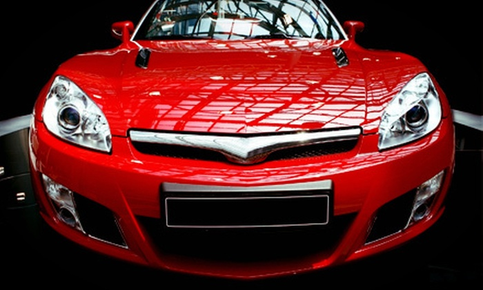 Ultimate Carwash - Bluffton: One, Three, or Six Ultimate Express Car Washes at Ultimate Carwash (Up to 58% Off)