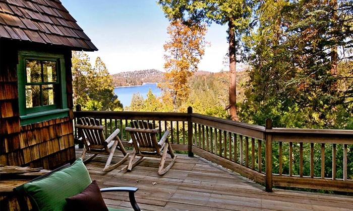 Arrowhead Retreats - Lake Arrowhead, CA: 2- or 3-Night Stay for Up to 8–10 at Arrowhead Retreats in Lake Arrowhead, CA