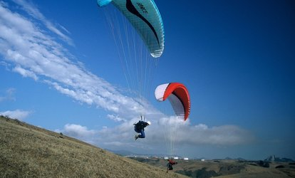 Up to 20% Off Paragliding Slope Soaring from iParaglide