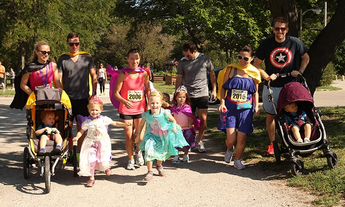 "The Fairy Tale Run: One or Two Registrations in ""The Fairy Tale Run"" 5k on Saturday, February 6 (Up to 56% Off)"
