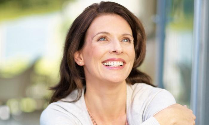 Naza at V.I.P Salon and Spa - Howard Beach: Non-InvasiveLaser Wrinkle Reduction for the Face, Neck, or Both at Naza at V.I.P Salon and Spa (Up to 60% Off)